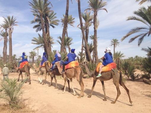 مراكش ولشبونة أكثر الوجهات إقبالا من طرف السياح الفرنسيين لقضاء عطلة رأس السنة الجديدة