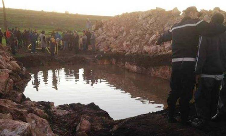 مصرع طفلة غرقا داخل حوض مائي بشيشاوة