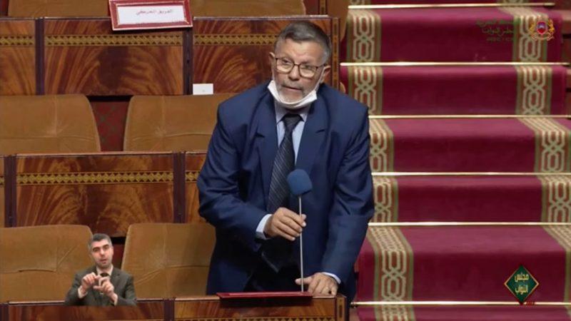 السيمو يهين المرأة داخل مجلس النواب بعد مخاطبته لرئيسة الجلسة ب: أش تتقول هادي