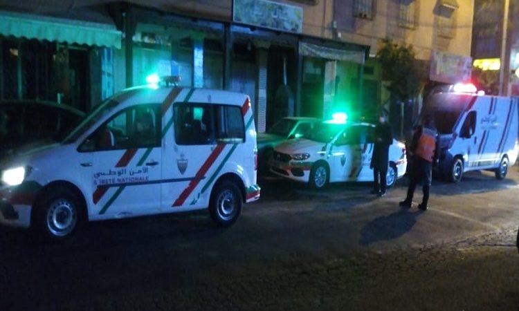 مطاردات واعتقالات بحي المحاميد ضد مخالفي حظر التجول الليلي