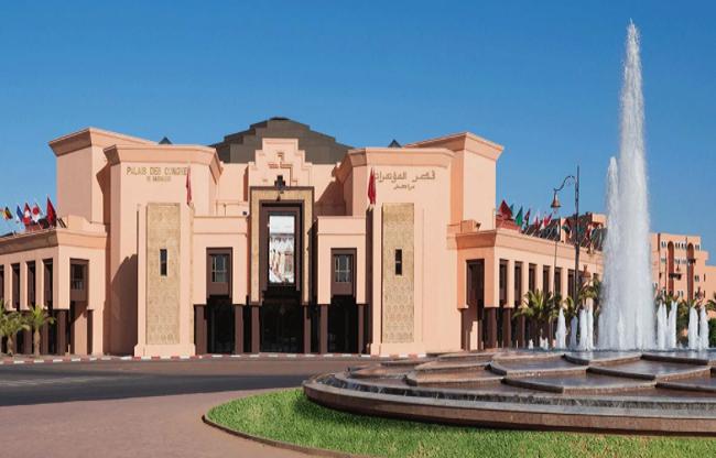 قصر المؤتمرات بمراكش ضمن الأفضل افريقيا لسنة 2020