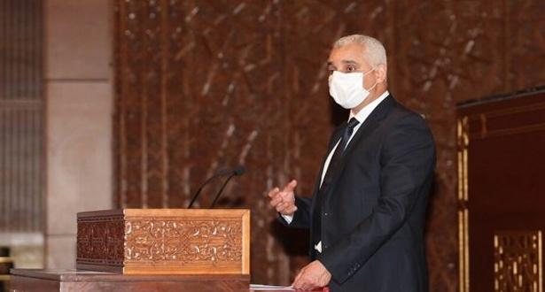 آيت الطالب: العديد من المواطنين لا يقومون بتحاليل كوفيد 19 رغم حملهم لأعراض الفيروس