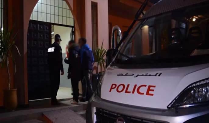توقيف شخص يشتبه تورطه في عملية سطو على محل تجاري بالمدينة العتيقة لمراكش