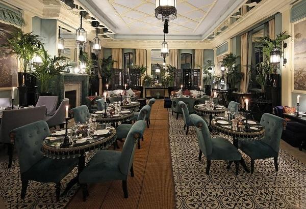 """قصر """"رونسار"""" في مراكش يتوج بجائزة أجمل مطعم في العالم"""