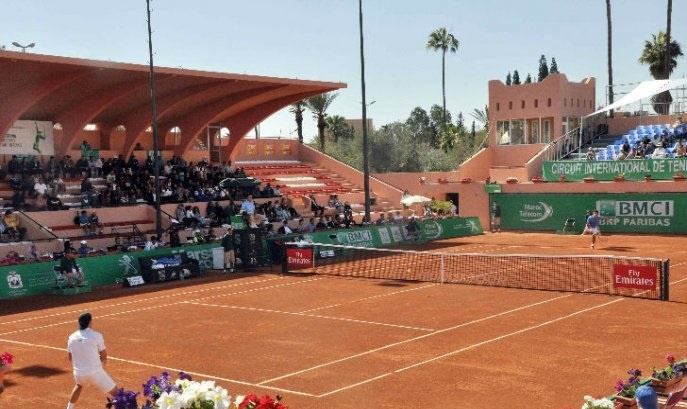 بطولة مراكش ضمن محطات البرنامج السنوي للاتحاد الدولي للتنس لعام 2021