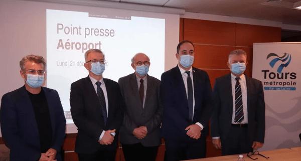رئيس جديد على رأس نقابة مطار تور الفرنسي.. والأولوية الحفاظ على الخط الجوي مع مراكش