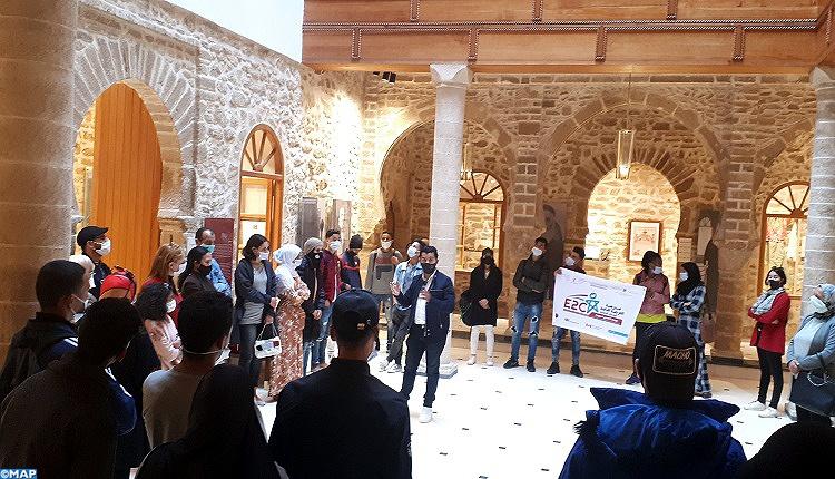 تلامذة مؤسسة تعليمية بالصويرة يزورون بيت حفظ ذاكرة اليهود
