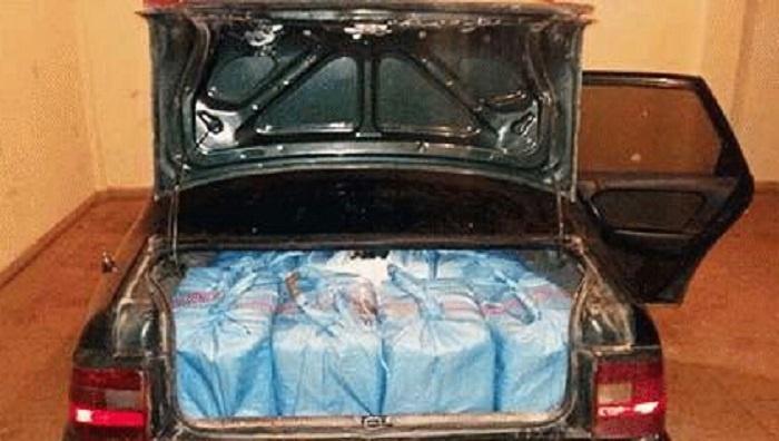 ضبط سيارة محملة بالمخدرات على الطريق السيار مراكش-البيضاء
