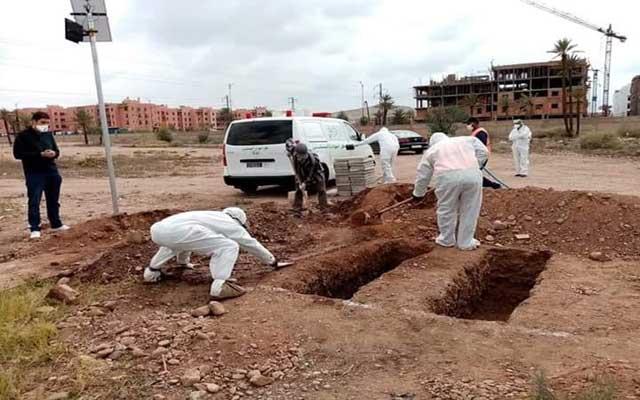من أصل 73 وفاة.. جهة مراكش تودع 3 ضحايا آخرين لفيروس كورونا