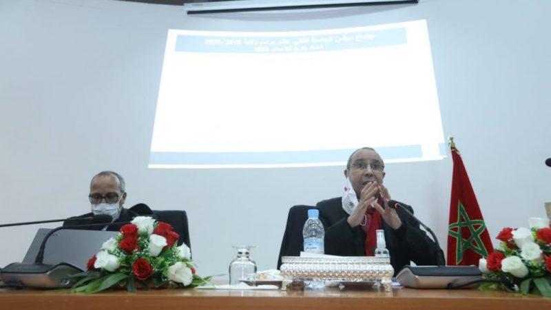 3 أساتذة مرشحون لمنصب عميد كلية العلوم القانونية والاقتصادية والاجتماعية بمراكش