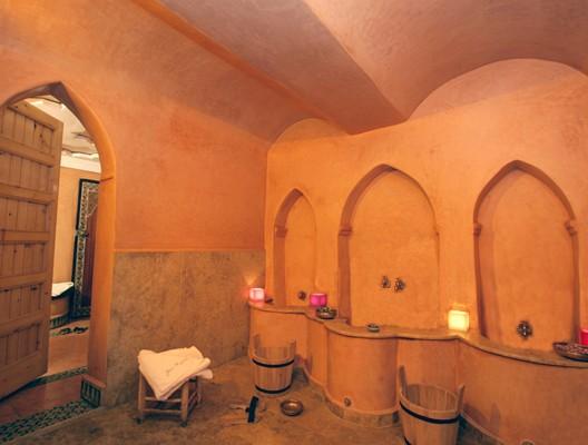 حمامات مراكش تغلق أبوابها حتى إشعار آخر