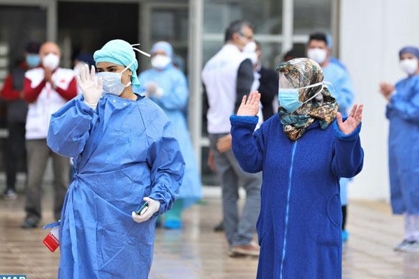 1110حالة تعافي من فيروس كورونا و 24 حالة وفاة بالمغرب خلال 24 ساعة الماضية