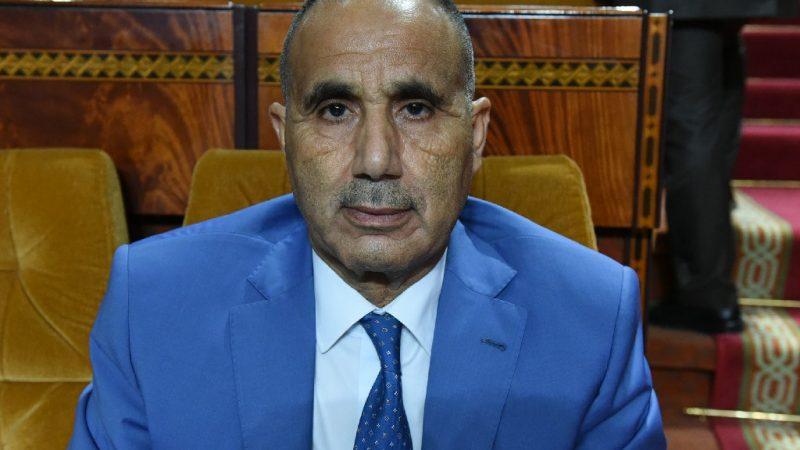 إدموسى يطالب وزير التجهيز بإخراج مشروع ممر تيشكا/أوريكا إلى حيز الوجود