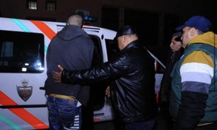 حملة أمنية ضد مروجي المخدرات والماحيا بالمدينة العتيقة