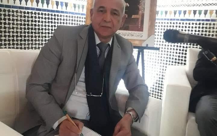 الدكتور حسن المازوني…أحداث مدينة مراكش هي مرحلة شائكة في تاريخ المقاومة المغربية ضد جيش الاحتلال الغاشم.