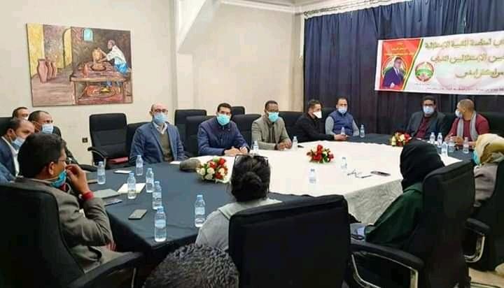لقاء حزبي بأسفي للتداول حول تعزيز مشاركة الشباب في الانتخابات المقبلة
