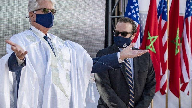السفير الأمريكي: الاعتراف بمغربية الصحراء هو تطور طبيعي في المواقف الثابتة للإدارات الأمريكية