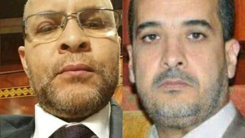 عاديلي وآيت الحاج لحسن يطالبان بإيجاد حل للملفات العالقة بوزارة أمزازي