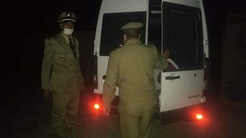 عاجل: حفل صاخب داخل فيلا معدة للكراء بمراكش يقود إلى اعتقال 16 قاصر