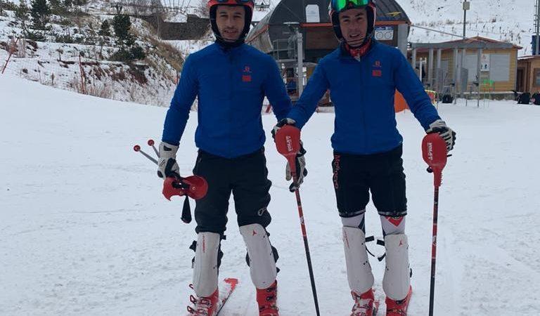 الجامعة الملكية المغربية للتزلج ورياضات الجبل تمثل المغرب في بطولة العالم للتزلج بإيطاليا