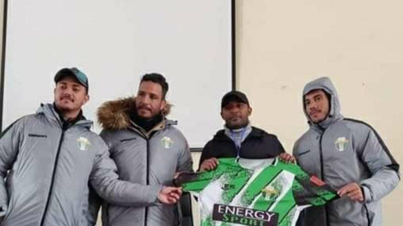 نادي الرجاء الرياضي لإبن جرير يتعاقد رسميا مع المدرب الجديد سمير أكرار.