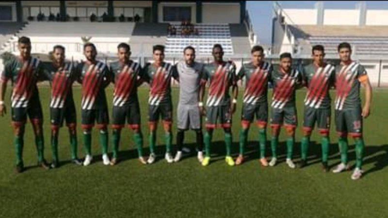 الوداد السرغيني يحقق اول فوز له هذا الموسم على حساب ضيفه النادي المكناسي.