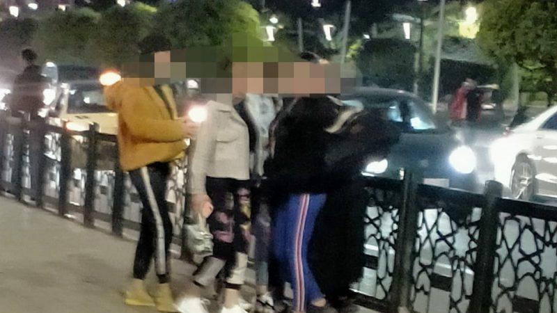 وسيطات الدعارة ينقلن نشاطهن إلى محيط مركز تجاري بمراكش