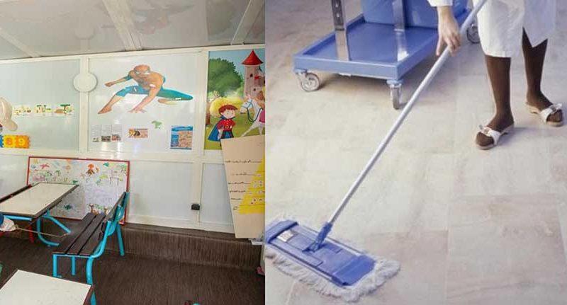 معاناة عاملات النظافة بالمؤسسات التعليمية والمستشفيات تدخل البرلمان