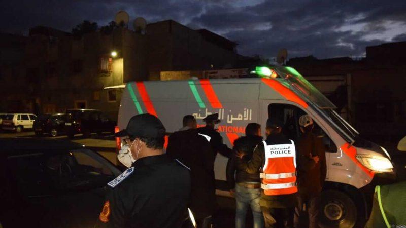 أخطر سارق بحي الداوديات يقع في قبضة رجال الشرطة