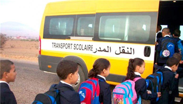 الطاقة الاستيعابية لمركبات نقل المستخدمين و النقل المدرسي ترتفع إلى 75 %