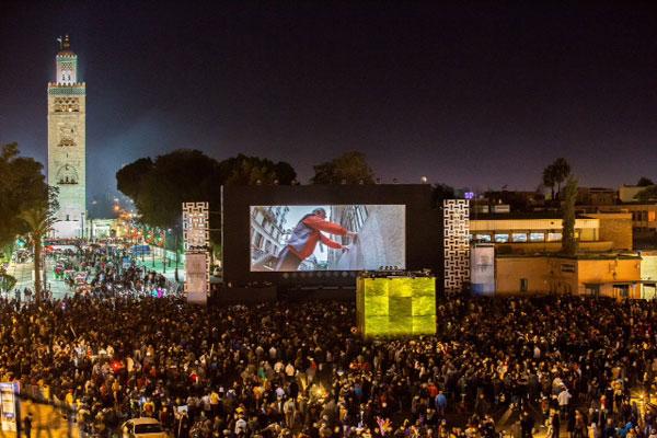 مراكش تحظى بمهرجان سينمائي جديد مخصص للفيلم القصير