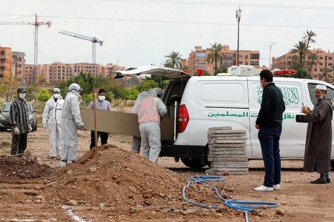 """حصيلة الوفيات بفيروس """"كورونا"""" ترتفع إلى 44 حالة في الحوز"""