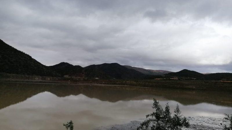 تساقط الأمطار خلال 24 ساعة..حقينة سد يعقوب المنصور بالحوز تتجاوز 49 بالمائة