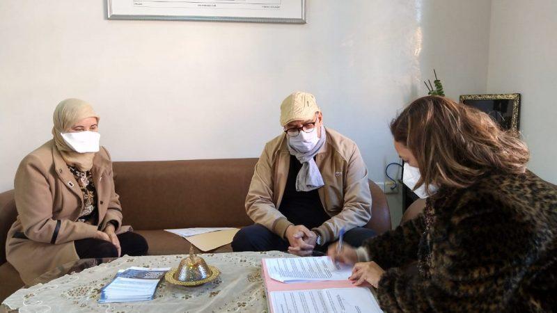 توقيع اتفاقية لمكافحة داء السل وتعزيز العرض الصحي بجهة مراكش أسفي
