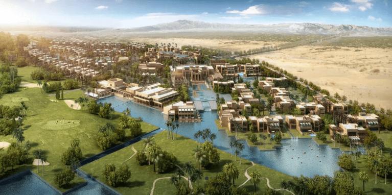 """مجموعة الفنادق العالمية """"هيات"""" تستعد لافتتاح فندق بمراكش"""