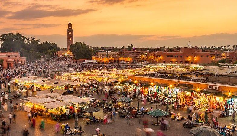"""مراكش ضمن أشهر 50 وجهة عالمية على تطبيق """"أنستغرام"""""""