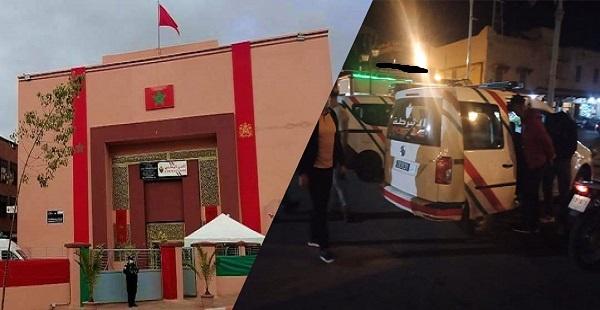 حملة أمنية واسعة بأحياء ايزيكي بعد افتتاح دائرة جديدة