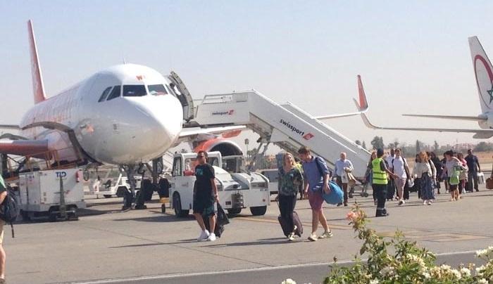 أسعار تذاكر الطيران نحو مراكش تسجل أعلى انخفاض في سنة 2020