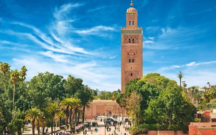مراكش ضمن محطات القافلة الثقافية لسنة 2021