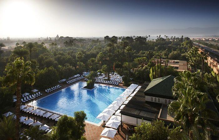 فندق المامونية بمراكش مرشح ضمن القائمة الذهبية لجائزة أفضل فندق في العالم لسنة 2021