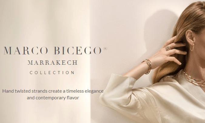"""العلامة التجارية العالمية """"ماركو بيشيغو"""" تطلق مجموعة تحمل اسم مراكش احتفاء بالذكرى 20 لتأسيسها"""