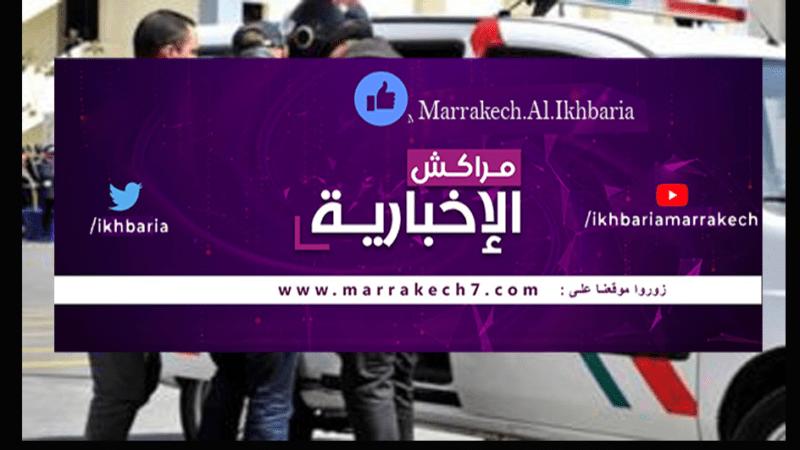 سرقة حقيبة فتاة بسيبع تنتهي بإصابة اللص في حادثة سير