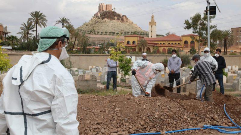 إجمالي وفيات كورونا بجهة مراكش آسفي يتخطى عتبة 1000 وفاة منذ بداية الجائحة