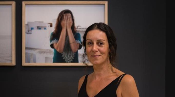 معرض فوتوغرافي في مراكش لأعمال الفنانة منى صابوني