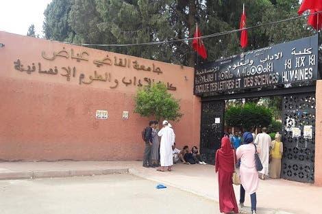 التضييق على العمل النقابي بكلية الآداب مراكش يصل إلى البرلمان واتهام مدير مؤسسة بخلق بؤرة وبائية بين الطلاب