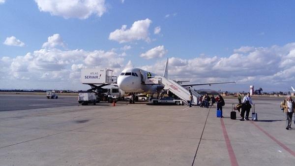 الخط الجوي مراكش-بوردو يحافظ على استقراره خلال سنة 2020 رغم الأزمة