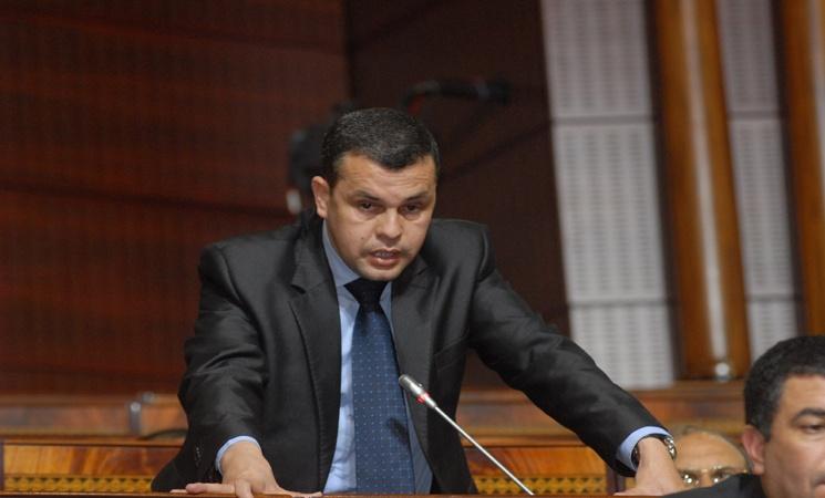 أملال يطالب الحكومة بسن قانون يحمي ويرتقي بالمنتوج الوطني