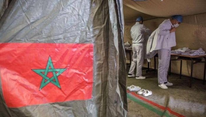 """تلقيح أزيد من 126 ألف شخص ضد """"كوفيد-19"""" بالمغرب إلى حدود مساء أمس"""