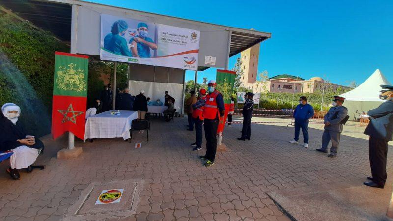 مسؤول في مديرية الصحة بالحوز: حملة التلقيح تتواصل في ظروف جيدة وسيتم فتح مراكز جديدة