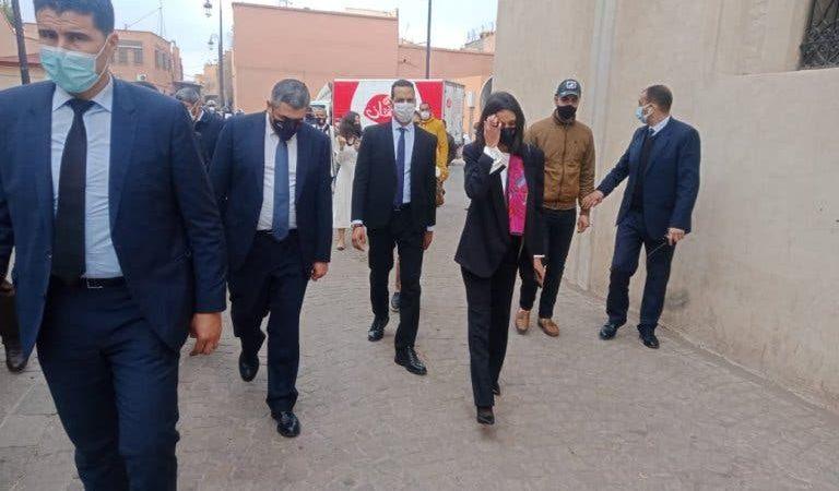 الأمين العام لمنظمة السياحة العالمية في مراكش لزيارة احياء المدينة العتيقة والوقوف على ترتيبات انعقاد مؤتمر عالمي